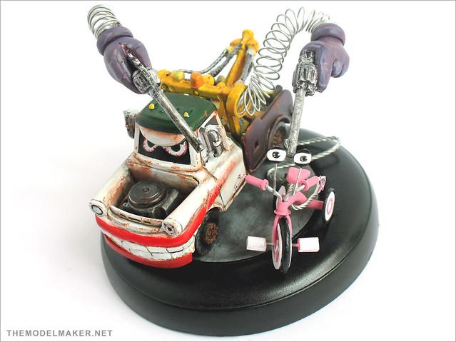 Pixar Cars Joker Mater 1