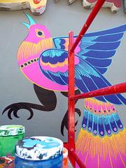 (GalynaP) Tags: sanfrancisco mural foundinsf jetmartinez gwsf muralmonday
