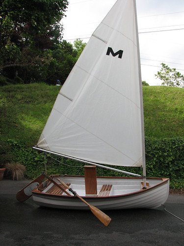 Montgomery Dinghy by Southworth Sailor