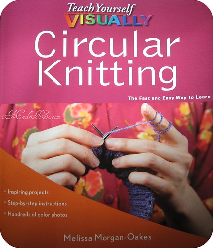 melissa morgan oakes book teach yourself visually circular knitting