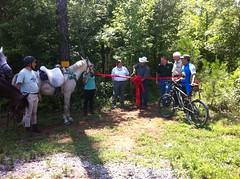 Dry Creek Ribbon Cuttong