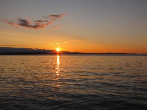 Alki Sunset