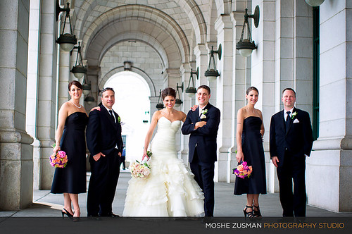 Lazaro 3050, brides wearing Lazaro 3050, washington DC wedding, Four Seasons Georgetown, Washington DC Wedding, Love Couture Bridal, maryland bridal shop, Moshe Zusman, Haute Bride earrings, Haute Bride EC707