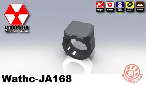 Custom minifig USF-WHJA168