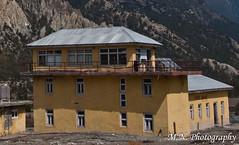 The terminal in Humde Airport (Meir Naamat) Tags: nepal airport terminal himalaya humde עתיק שדהתעופה מבנה aroundannapurnatrack