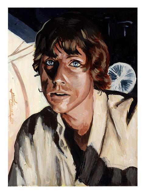 Falcon Gunner Luke