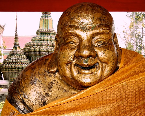 Happy Buddha by @Doug88888, on Flickr