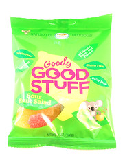 Goody Good Stuff Sour Fruit Salad Bag