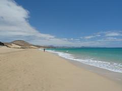 Beach at Risco Del Paso