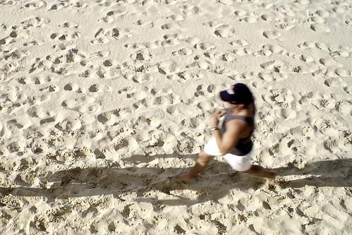 Sand Runner - Sydney Life 2011 Entry