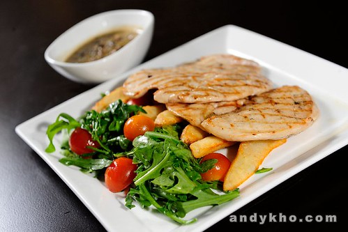 05 Grilled Chicken Breast RM35