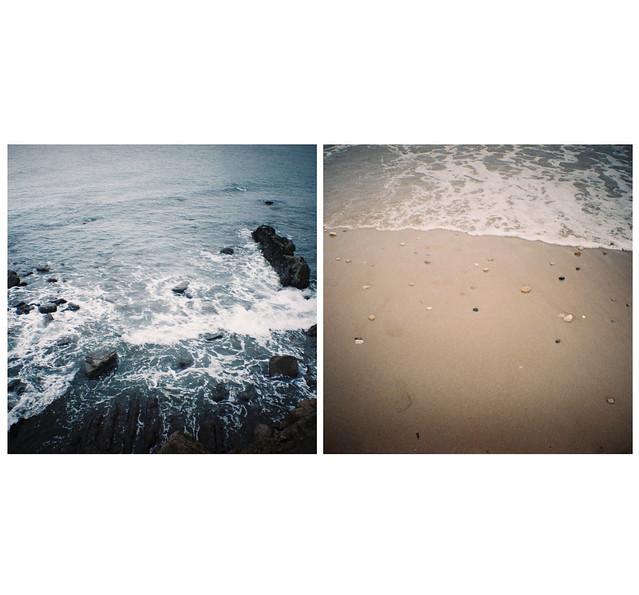 La marea me dejó unas conchas sin nombre
