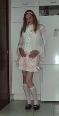 Sweet Lolita 4 (Brolita) (Felicia Colette) Tags: lace transvestite crossdresser sweetlolita tgurl brolita