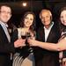 Brinde com Satish Kumar fundador do Schumaker College London de Sustentabilidade