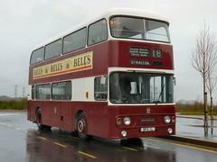 2012-04-06 - BFS1L Straiton Park & Ride (VV773) Tags: bus buses edinburgh transport double corporation basil preserved alexander region lb lrt lothian leyland decker atlantean bfs1l