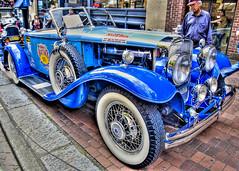 Vintage Twelve (showbizinbc) Tags: auto car automobile antique vinage