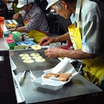 "Old Man Making Pancakes at Krabi Night Market <a style=""margin-left:10px; font-size:0.8em;"" href=""http://www.flickr.com/photos/14315427@N00/7066947303/"" target=""_blank"">@flickr</a>"