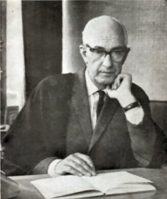 Kenneth Macrae OBE. 1962