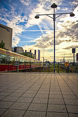 Ring of Fire (Skley) Tags: wedding sky berlin germany photography photo foto fotografie creative picture himmel zug commons cc creativecommons sbahn bild hdr westhafen licence hdri kreativ lizenz skley dennisskley
