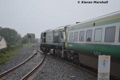 234 departs Portlaoise, 3/5/14 (hurricanemk1c) Tags: irish train gm rail railway trains railways irishrail 201 generalmotors 234 2014 portlaoise emd iarnród éireann iarnródéireann 1900heustoncork 1900heustonportlaoise
