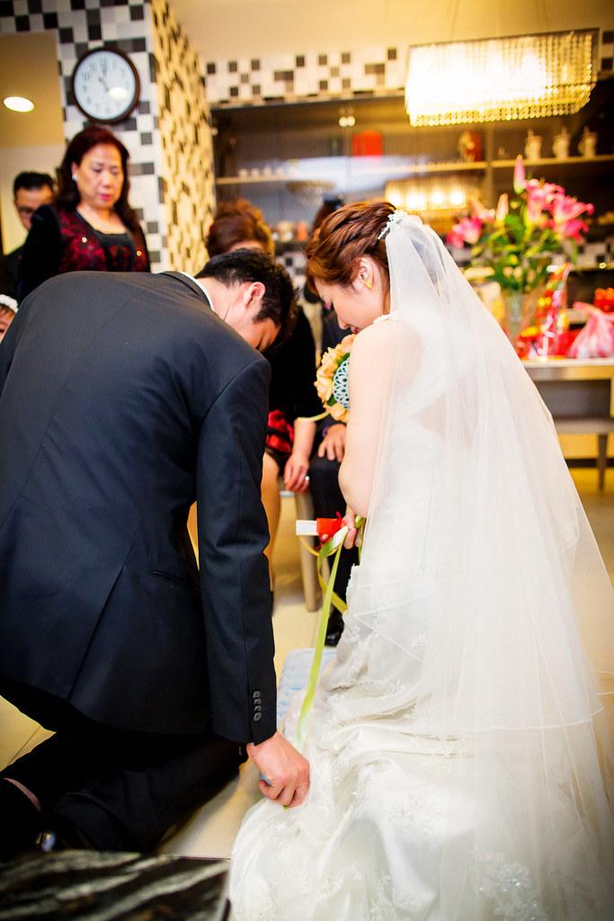 士銘&睿芯Wedding-039