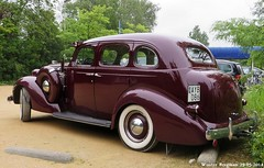 Studebaker Dictator 1937 (XBXG) Tags: auto old usa classic netherlands car vintage us automobile nederland voiture american studebaker dictator paysbas 1937 noordwijk ancienne américaine studebakerdictator