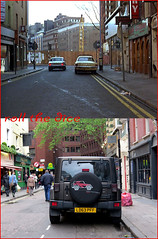 Minder location` 1980-2014 (roll the dice) Tags: old uk trees london art history classic ford westminster architecture truck actors cafe pub funny indian soho books rover curry location retro collection porn shops local jaguar streetfurniture stripper mad salsa drama redlight changes filming demolished w1 boozer oldandnew publichouse wc2 tvseries pastandpresent londonist hereandnow arthurdaley georgecole thamestv denniswaterman eustonfilms terrymccann