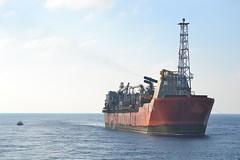 Schiehallion FPSO (Haakoon) Tags: offshore tow schiehallion fpso