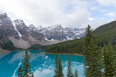 CAN_US#0120 (yukimode) Tags: canus canusday2 canada travel 2016 bunff morainelake