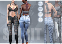 SPIRIT - Nins outfit (SPIRIT) Tags: spirit byspirit belleza maitreya slink themeshproject