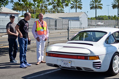 seinfeld and his 959 (ket.lim) Tags: seinfeld porsche 959 pcameet2015