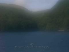 (Turbogirlie) Tags: lensbaby lensbabyfisheye lensbabyzoneplate olympuse400 elanvalley powys midwales wales reservoir