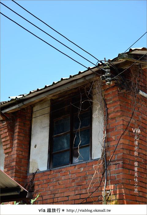 【新竹一日遊】北埔老街~在古廟舊巷內尋找專屬客家的美食29