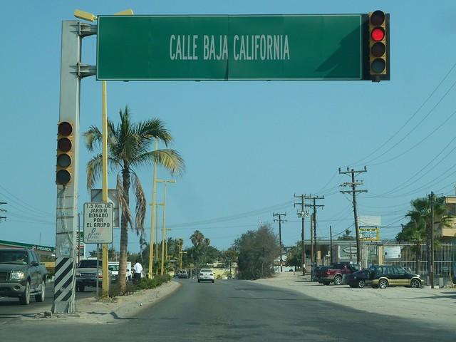 Calle Baja California