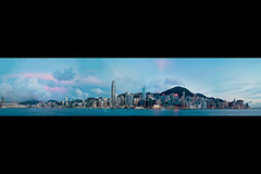 (d3sign) Tags: city hongkong cityscape sigma victoriaharbour dp2