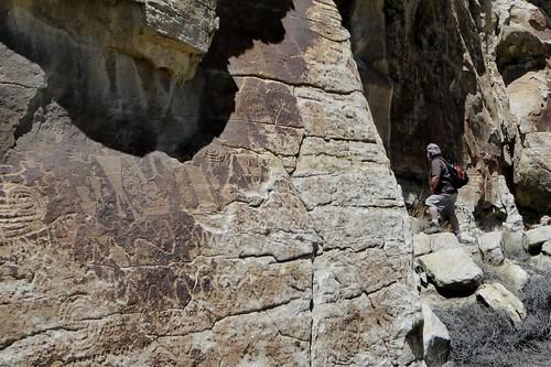 Tapia Canyon, Cabezon area, New Mexico