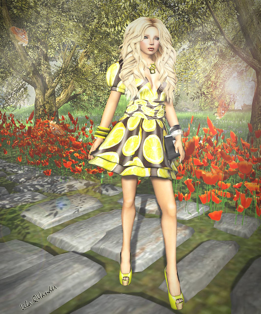 CHANTKARE SORBET DRESS