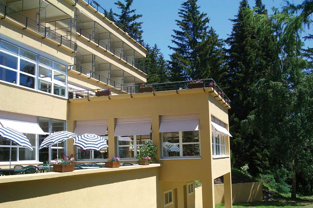 VCH-Hotels: VCH Hotel Bella Lui Crans-Montana
