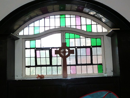 Interior Feature, Ruchill Church Hall