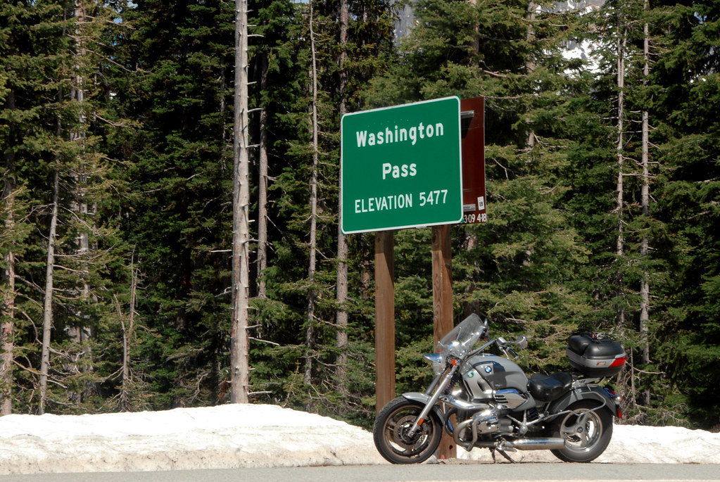 Washington Pass.