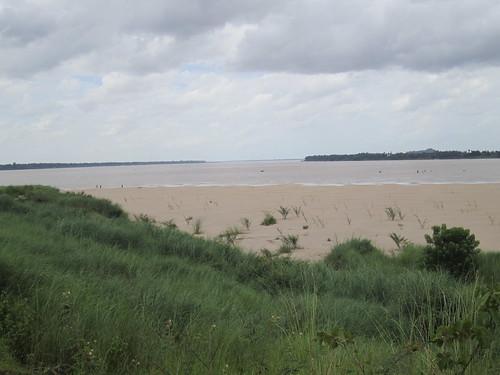 A beach on Ko Treung