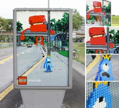 LEGO Ads