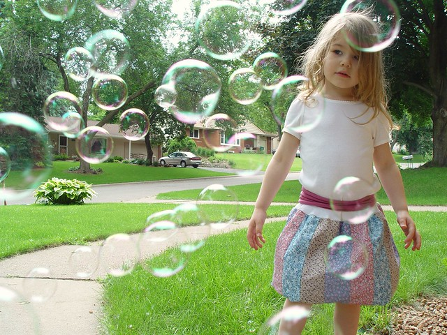 bubble T, view 3