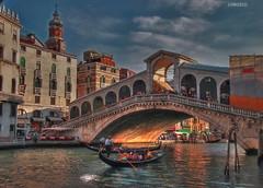 Postal de Venecia. (orojose) Tags: