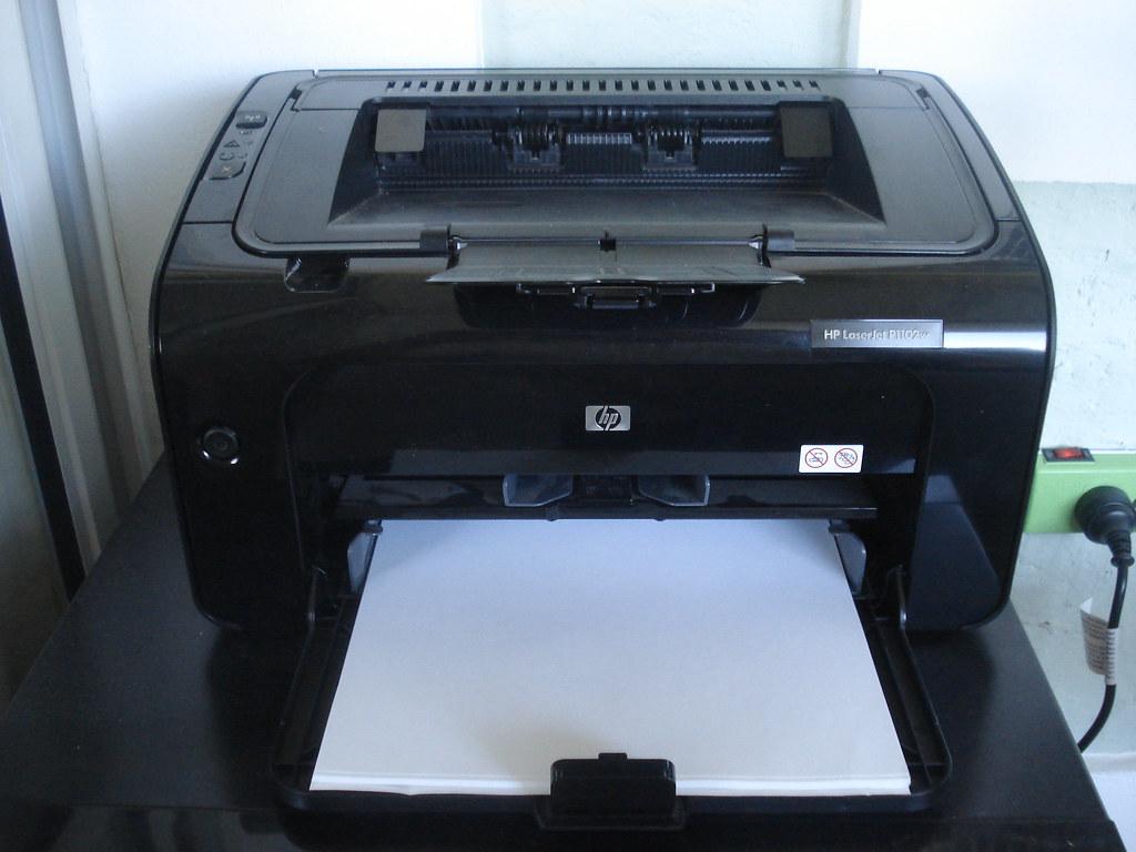 HP Laserjet wireless printer - $400