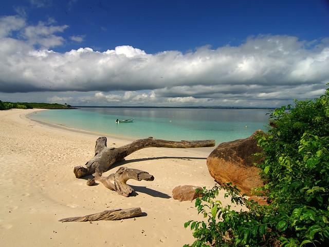 Isla Iguana en Panamá