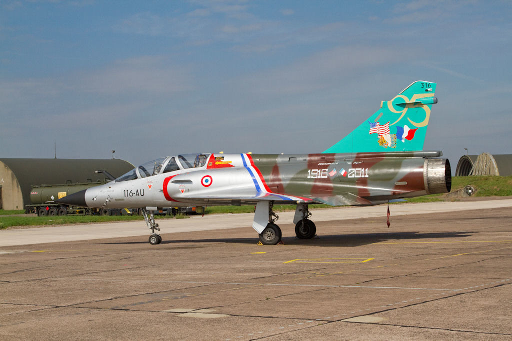 UK Airshow Review Forums • Luxeuil Spotters Day Special Mirage
