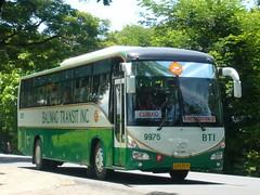 3rd gen BTI Partex (bentong 6) Tags: santiago nissan diesel transit hino cubao inc rk 997 cvl baliwag partex