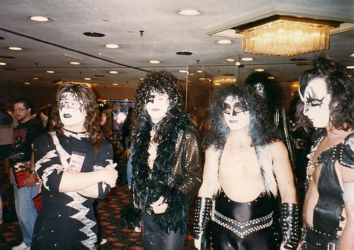 07-16-95 Kiss Convention @ Bloomington, MN (War Machine Tribute Band)