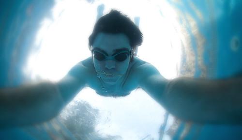 Autofoto pasada per Aigua by Jordi Mora